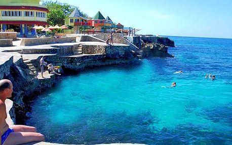 Hotel SAMSARA CLIFF RESORT, Jamajka, letecky