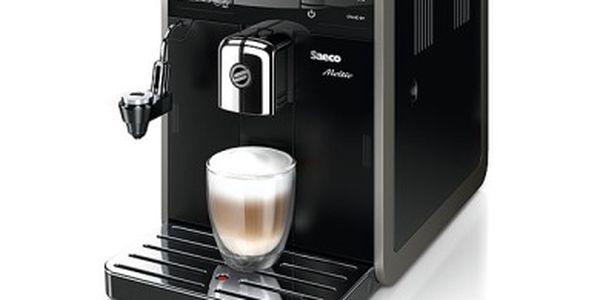 Espresso Saeco HD8768/29 MOLTIO Premium Automatic Milk Frother se šlehačem mléka