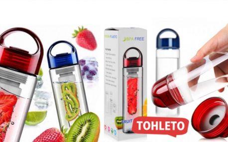 LÁHEV na výrobu ovocných či zeleninových drinků vč. poštovného! Namíchejte si ZDRAVÝ nápoj dle libosti!