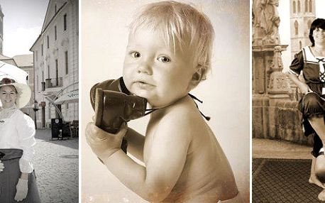 Historické fotografické portréty v Kutné Hoře