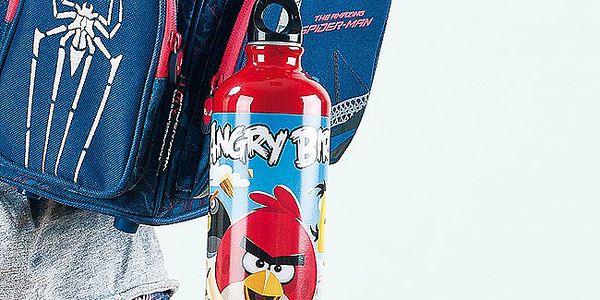 Hliníková láhev 750 ml, Angry Birds2