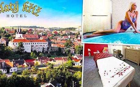 Romantický wellness pobyt v Třebíči!