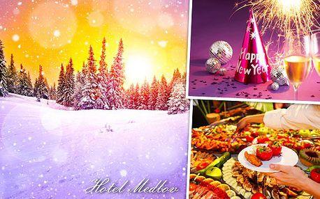 Užijte si Silvestra na Vysočině!