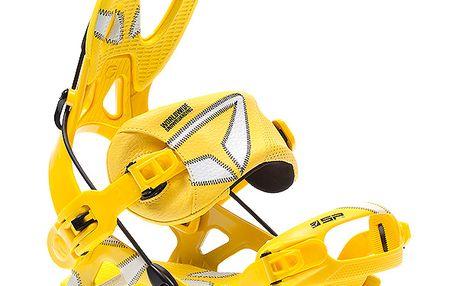 Snowboardové vázání SP Core yellow