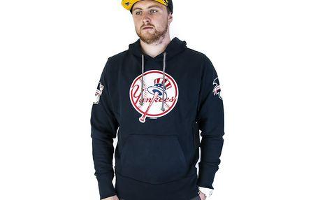Mikina s kapucí 47 Brand Sure Shot Scrimmage New York Yankees Hoody Fall Navy