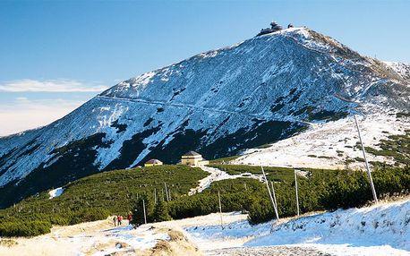3 dny, 5 dní nebo 7 dní relaxace pro 1 osobu v penzionu Modřanka v Peci pod Sněžkou