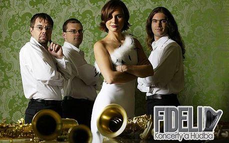 Slavnostní jazzový koncert v Praze