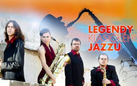 Legendy klasického jazzu v Domě U Kamenného zvonu v Praze! Termín 5.2.2015 od 19:30!