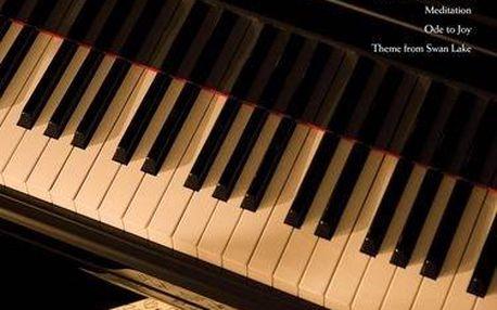 Noty pro klavír, vážná hudba MS Great Classical Melodies - Easy Piano