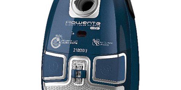Vysavač Rowenta RO566101 Silence Force Extreme Compact - parquet 2100W