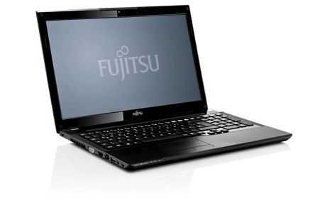 Elegantní notebook Fujitsu Lifebook AH552 (VFY:AH552MF031CZ)