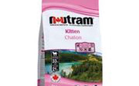 Vysoce energetické krmivo Nutram Kitten 2 kg