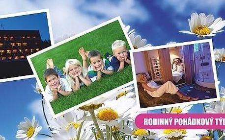 RODINA TOP! 4-8 denní balíček s plnou penzí v H...