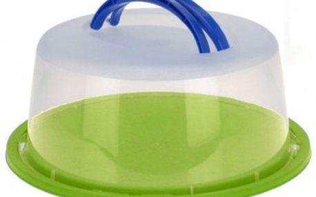 Box plastový na potraviny 7 l snadné přenášení KAISERHOFF KO-Y54630400