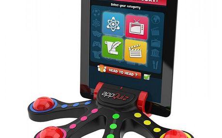 Proměňte svůj smartphone nebo tablet na plně interaktivní kvíz AppToyz AZ006 - AppQuiz