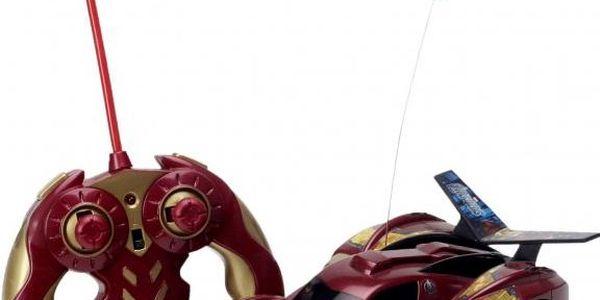 R/C auto s licencí Avengers Iron Man značky Majorette