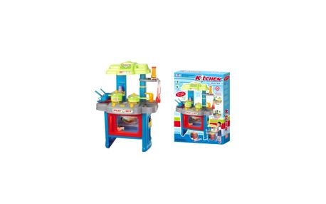 Dětská kuchyňka s příslušenstvím
