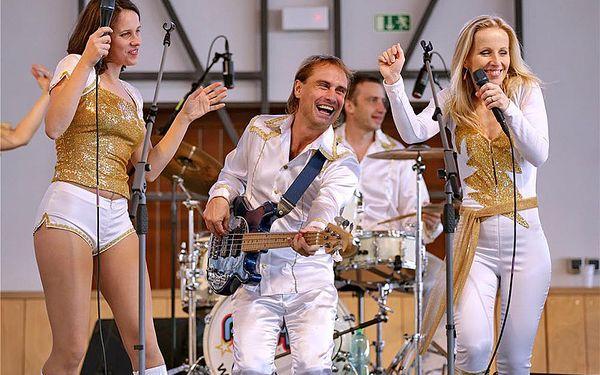 Vstupenka na ABBA Show v Praze3