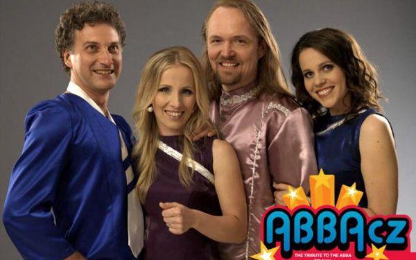 Vstupenka na ABBA Show v Praze4