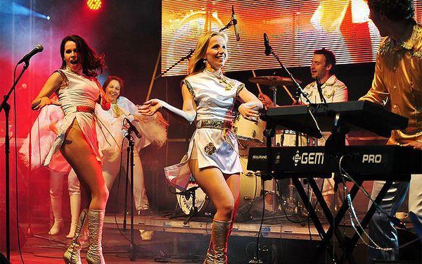Vstupenka na ABBA Show v Praze5