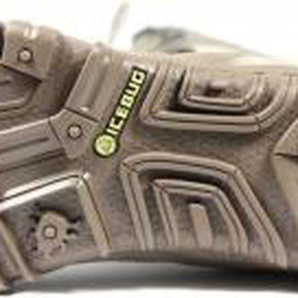 Dámská zimní obuv - Ice Bug DIANA-L béžová EUR 39 (8 US women)3