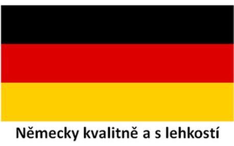 Ochutnávka individuální němčiny začátečník (út,pá-15:10-16:10)