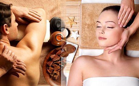 Praha - Luxusní masáže se zábalem a peelingem u metra ve Studiu Riviera! Vanilkový sen, čokoládová terapie nebo exotická indonéská masáž zeleným čajem! Nabuďte se do nového roku a načerpejte novou dávku energie!