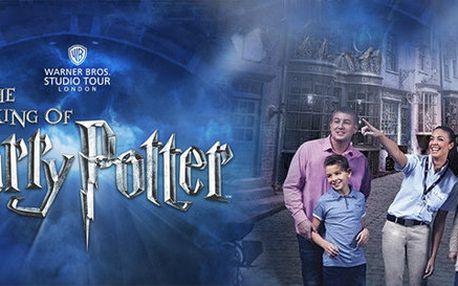 Jarní zájezd do Londýna a ateliérů Harryho Pottera