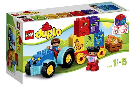 DUPLO Toddler - Můj první traktor