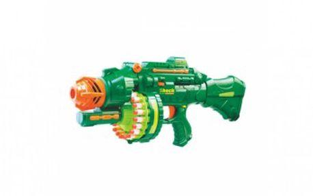 Pistole Green Scorpion, s prodlouženou verzí zeleného škorpióna nikdy neuděláte chybu