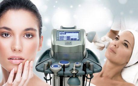 40min. RADIOFREKVENČNÍ LIFTING obličeje s aplikací výživných látek na podporu tvorby vlastního kolagenu!