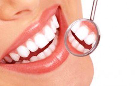 Získejte krásný bílý úsměv po celý rok :-) 2x prof...
