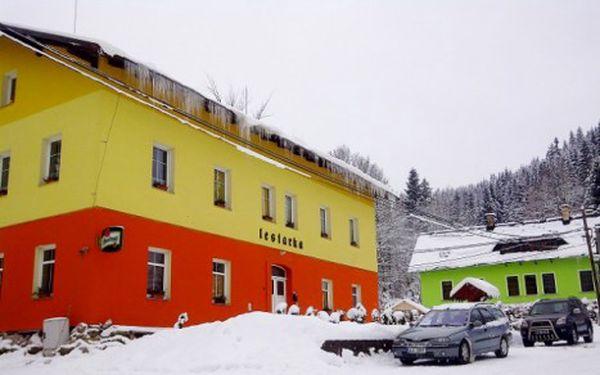 Apartmány Lestarka