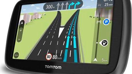 Autonavigace TomTom Start 50 Europe Lifetime