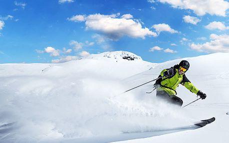 Zima v Krkonoších za perfektní cenu