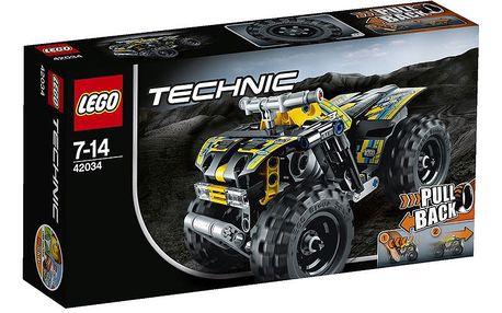 LEGO Technic - Čtyřkolka