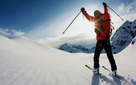 Rakouské Alpy: 4, 6 nebo 7 dní s polopenzí a wellness PRO DVA 5 ski areálů