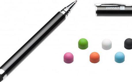 Stylus a Kuličkové pero, kompatibilní se všemi tablety a mobilními telefony kapacitní dotykovou technologi