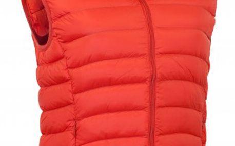 Dámská ultralehká péřová vesta Warmpeace Swan vesta