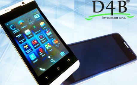 Smartphone Elitronics W8 mini edition nebo Elitronics Compact 300
