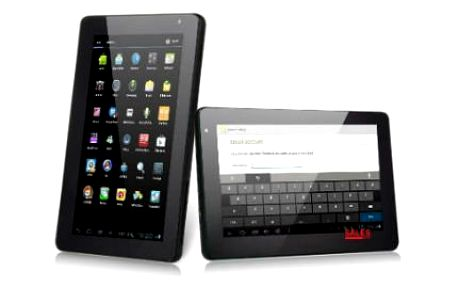 7palcový duální tablet s GPS i Dual SIM!