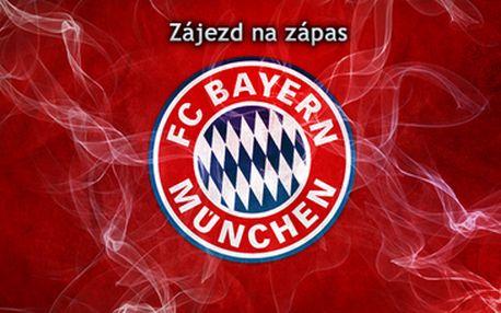 Zájezd na zápas Bayernu Mnichov za 2.790 Kč za osobu