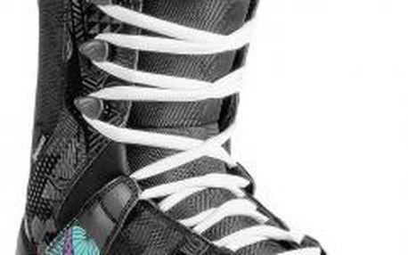 Dámské boty Nideckter na snowboard s technologií Low Profile Rubber
