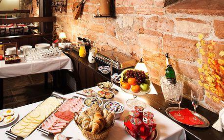 Volno v bráně Krkonoš s dobrým jídlem!