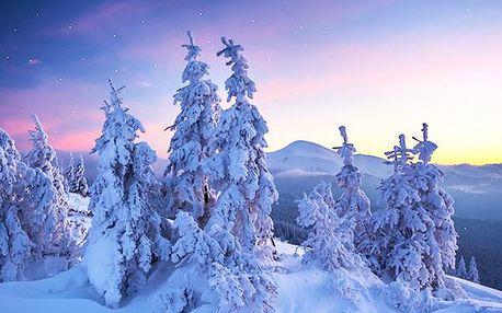 Užijte si ve dvou aktivní dovolenou na horách!