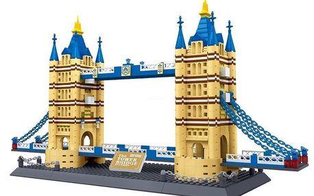 Stavebnice Tower Bridge 1033 dílků