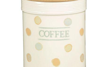 Puntíkatá dóza Coffee