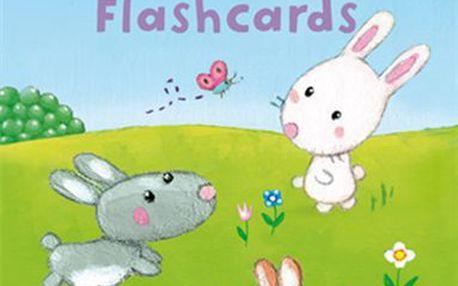 Učebnice angličtiny Very First 123 Flashcards