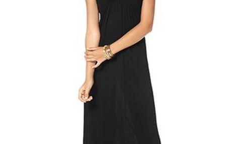 Dlouhé šaty v hippie stylu