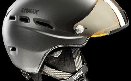 Lyžařská helma Uvex hlmt 200 visor
